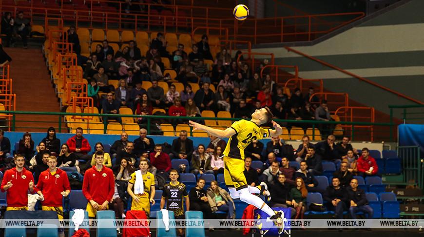 Волейболисты 'Строителя' и 'Шахтера' узнали соперников в квалификации Лиги чемпионов