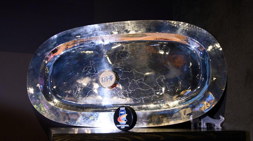 Континентальный хоккейный кубок IIHF в сезоне 2020/2021 отменен