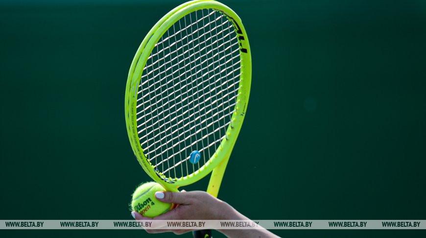 Морозова и Миту выиграли парный разряд теннисного турнира в Праге