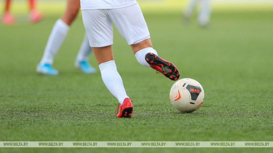 Футболистки сборной Беларуси начали подготовку к матчу квалификации женского чемпионата Европы