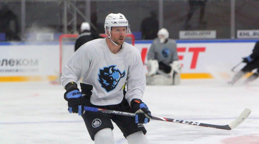 Хоккеисты минского 'Динамо' проведут второй гостевой матч сезона в чемпионате КХЛ