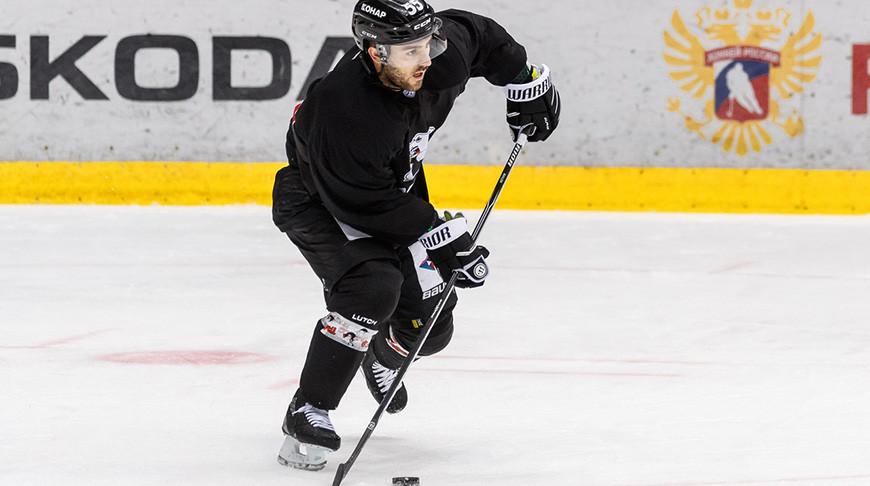Ник Бэйлен. Фото hockey.by