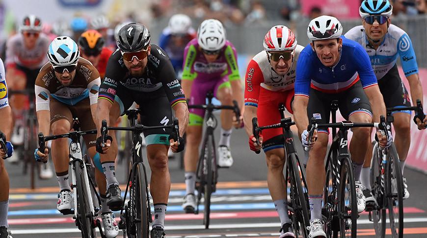 Фото из Twitter-аккаунта Giro d'Italia