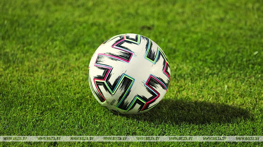 Белорусские футболисты сыграют с Литвой в Лиге наций