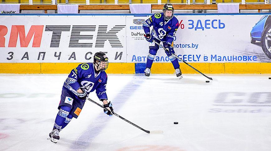 Хоккеисты 'Динамо-Молодечно' уступили 'Шахтеру' в матче чемпионата Беларуси