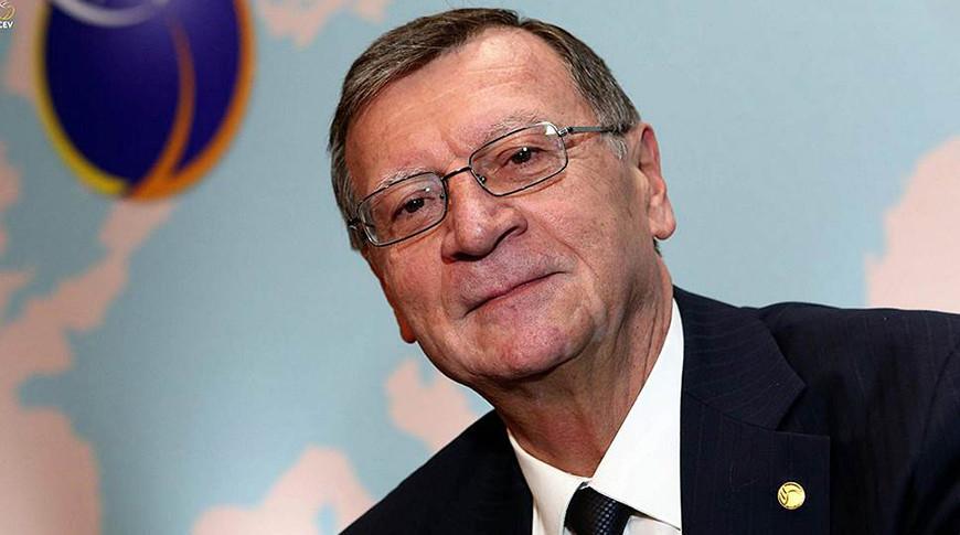 Александр Боричич. Фото CEV