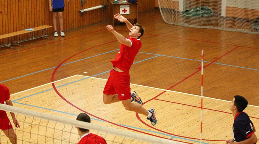 Волейболисты витебского 'Марко-ВГТУ' вышли в полуфинал Кубка Беларуси
