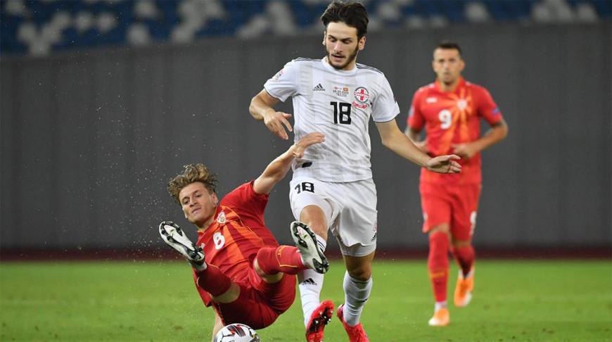 Футболисты Северной Македонии впервые пробились в финал чемпионата Европы