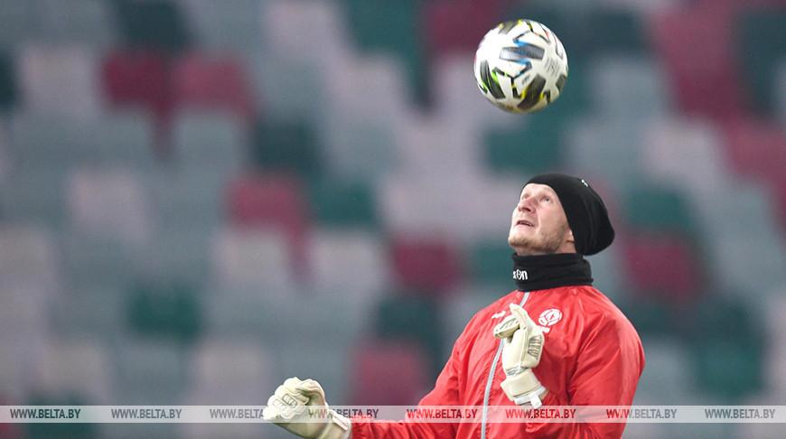 Футбольная сборная Беларуси примет команду Литвы в матче Лиги наций