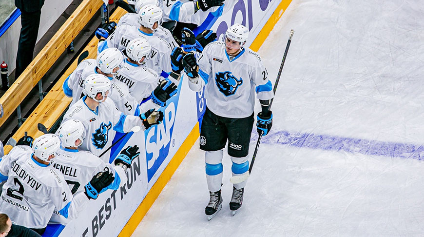 Алексей Протас. Фото hcdinamo.by