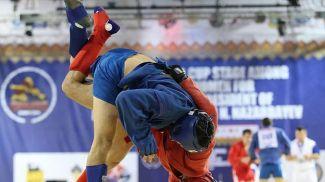 Фото Международной федерации самбо (FIAS)