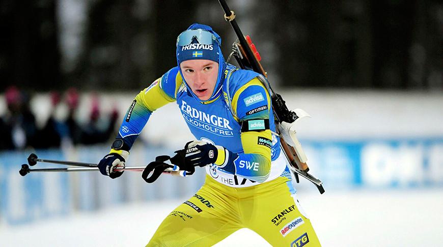 Себастьян Самуэльссон. Фото  РИА Новости