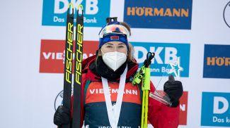 Динара Алимбекова. Фото из архива