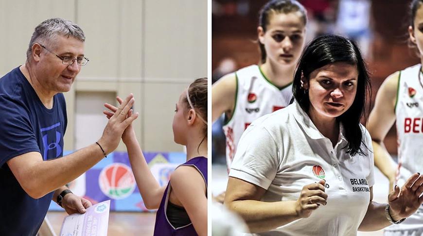Исполком БФБ утвердил тренеров баскетбольных сборных Беларуси разных возрастов