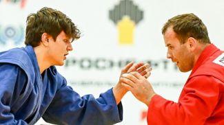 Максим Лиховец (на фото слева). Фото из личного архива