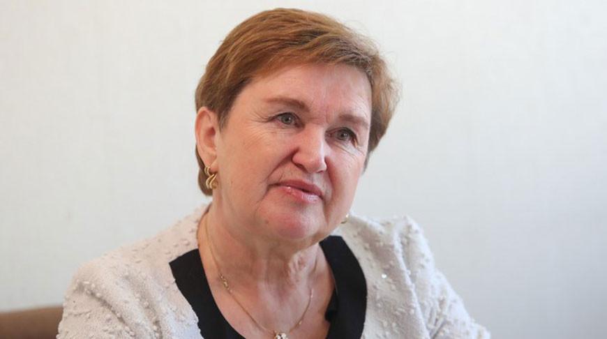 Антонина Кошель. Фото НОК