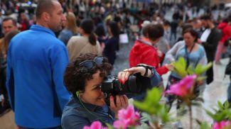 На улицах Рима. Фото из архива