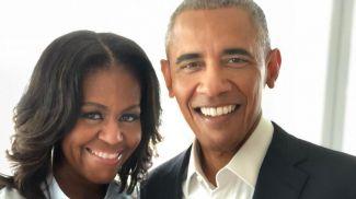 Мишель и Барак Обама. Фото из Instagram