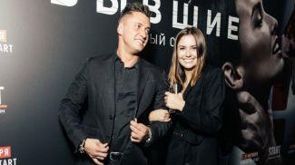 Павел Прилучный и Агата Муцениеце. Фото из Instagram