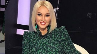 Лера Кудрявцева. Фото из Instagram