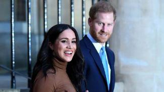 Принц Гарри и Меган Маркл. Фото CBC