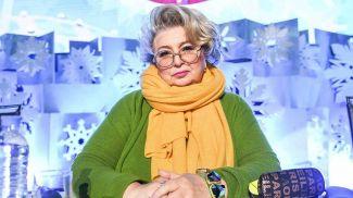 Татьяна Тарасова. Фото пресс-службы  Первого канала