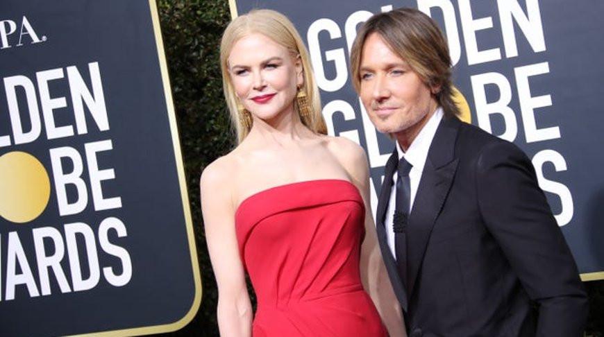 Николь Кидман с мужем. Фото USA Today