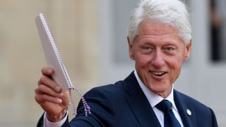 Билл Клинтон. Фото AFP