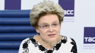 Елена Малышева. Фото ТАСС