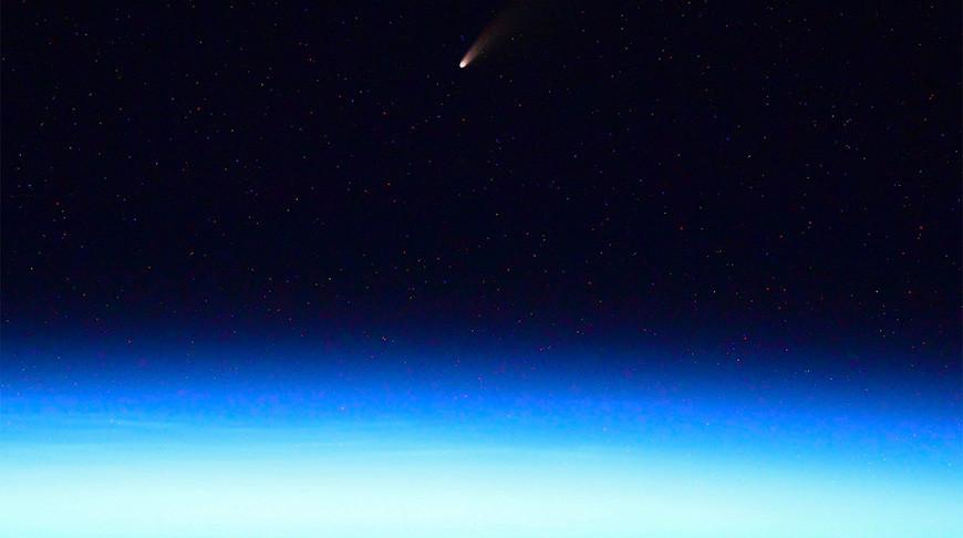 Комета C/2020 F3 окажется ближе всего к Земле 23 июля