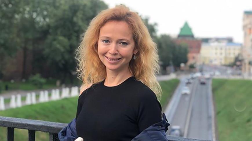 Елена Захарова. Фото из Instagram