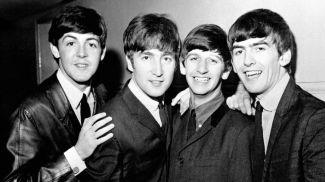 The Beatles. Фото ТАСС