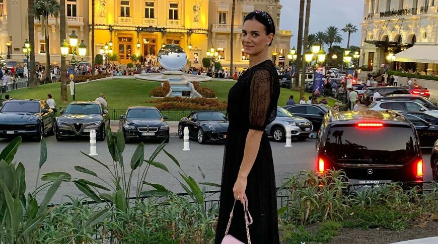 Елена Исинбаева. Фото из Instagram