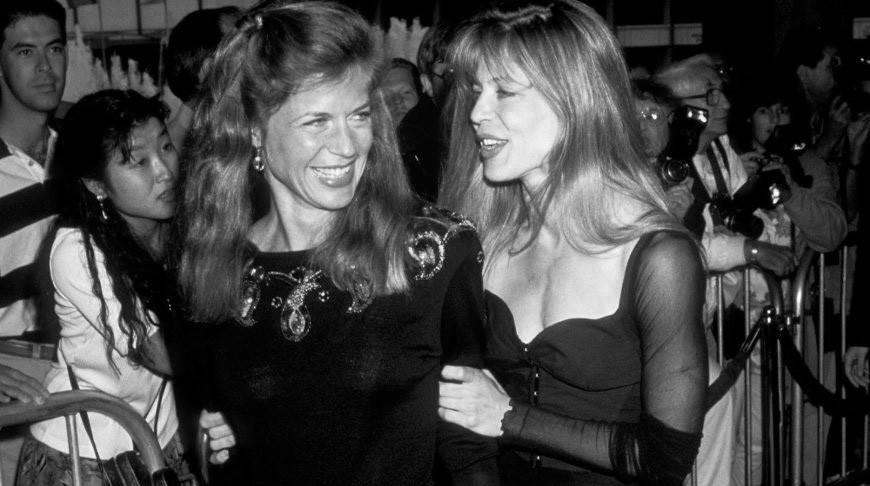 Линда и Лесли Хэмилтон. Фото People