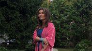 Жена Маликова засветилась в роскошном оранжевом платье, которое понравилось буквально всем
