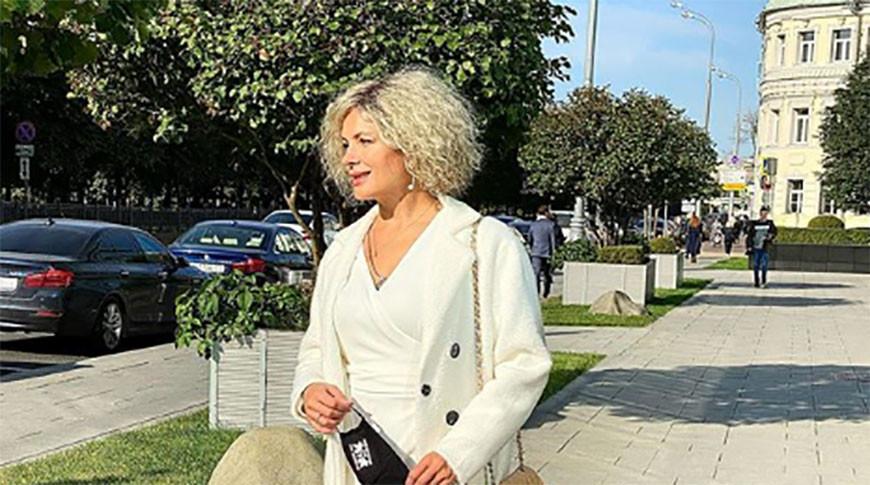 Мария Порошина. Фото из Instagarm