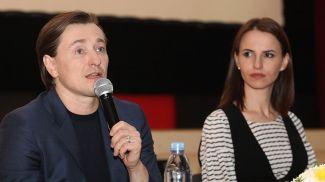 Сергей Безруков и Анна Матисон. Фото из архива