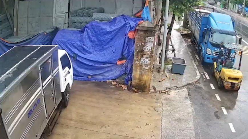 Новый Форсаж? Невероятная парковка попала на видео во Вьетнаме - видео