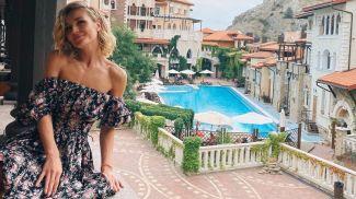 Полина Гагарина. Фото из Instagram