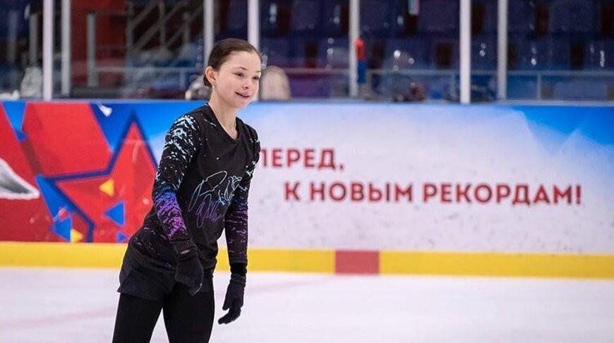 Софья Самоделкина. Фото из Instagram