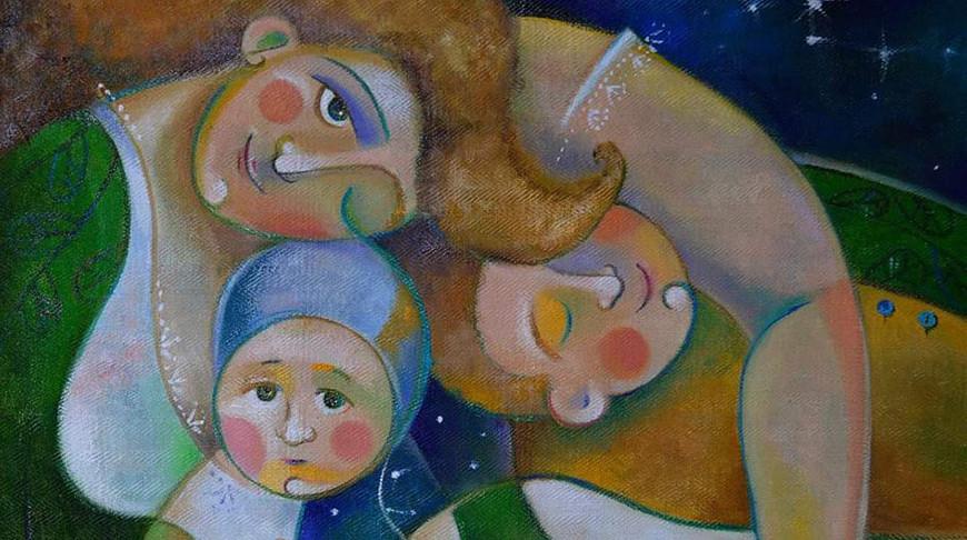 Минский планетарий приглашает в космически-художественное путешествие «Квіток на зоркалет»