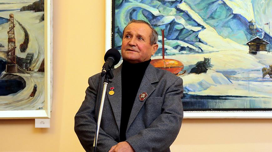 """Валентин Покаташкин. Фото  """"Гомельскай праўды"""""""
