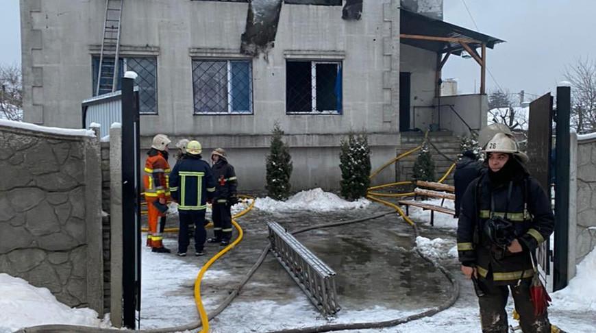 Лукашенко выразил соболезнования украинцам в связи с жертвами пожара в пансионате Харькова
