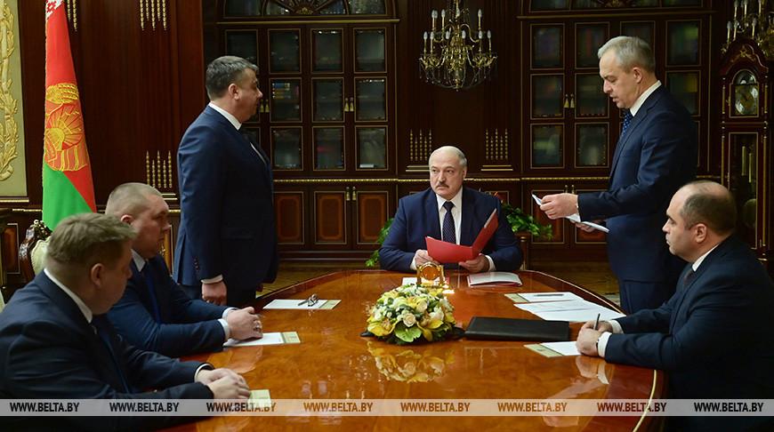 Шулейко сменил Лиса на посту губернатора Брестской области