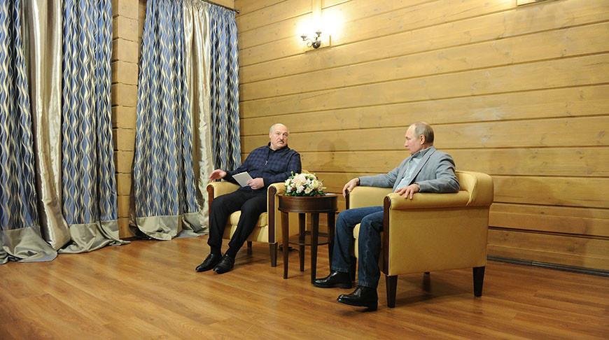 Фото пресс-службы Президента РФ - БЕЛТА