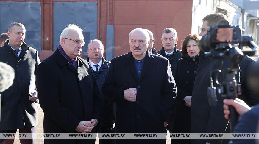 Лукашенко требует по-хозяйски подходить к развитию территории 'Мотовело'