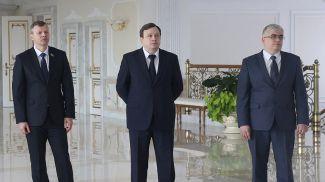 Олег Романов, Валерий Дунай и Артур Путято