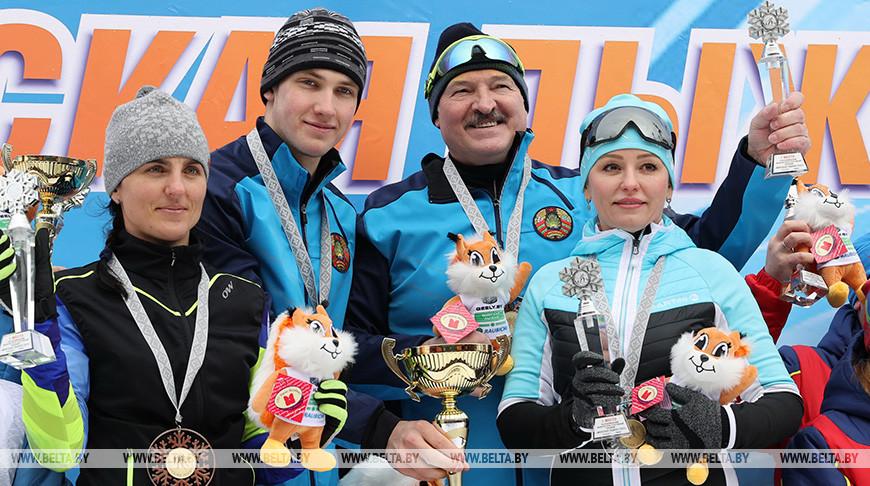 Команда Президента Беларуси