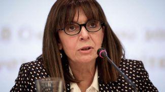 Екатерина Сакелларопулу. Фото Reuters