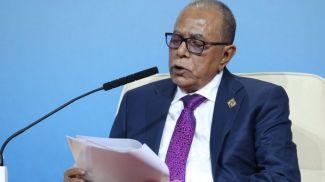 Президент Бангладеш Абдула Хамид. Фото AP